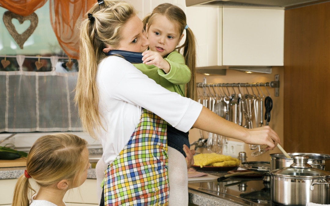 3 Mind Shifts You Need To Make Now To Be A Successful Mom