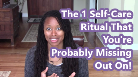 The 1 Self-Care Ritual That You're Probably Missing Out On