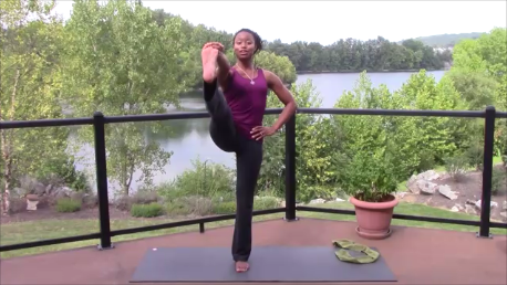 3 Ways to Rock Out Hand To Toe Pose