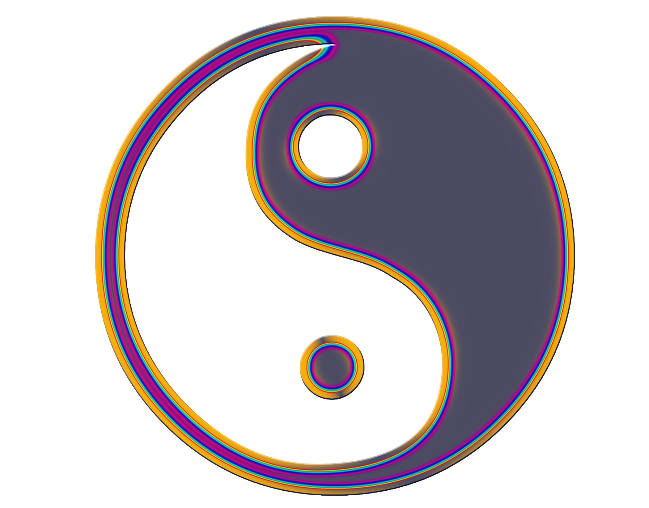 Balance the yin yang of yoga life nourished motherhood yin yang symbol buycottarizona Choice Image
