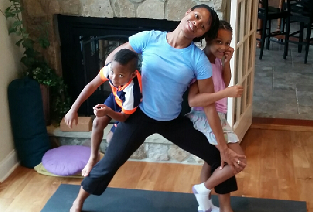 Simple Yoga Practices Moms Can Do With Toddlers
