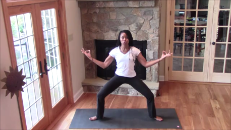 Tap Into Your Inner Yoga Goddess